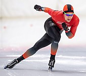 Subject: Michael Roth; Tags: Sport, Michael Roth, Herren, Men, Gentlemen, Mann, Männer, Gents, Sirs, Mister, GER, Germany, Deutschland, Eisschnelllauf, Speed skating, Schaatsen, Daria Kamelkova, Athlet, Athlete, Sportler, Wettkämpfer, Sportsman; PhotoID: 2018-11-02-0039