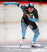 Subject: Nico Ihle; Tags: Sport, Nico Ihle, Herren, Men, Gentlemen, Mann, Männer, Gents, Sirs, Mister, GER, Germany, Deutschland, Eisschnelllauf, Speed skating, Schaatsen, Daria Kamelkova, Athlet, Athlete, Sportler, Wettkämpfer, Sportsman; PhotoID: 2018-11-02-0045