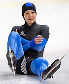 Subject: Nicole Kowalewskij; Tags: Sturz, Fall, Hinfallen, Stürzen, Downfall, Sport, Nicole Kowalewskij, GER, Germany, Deutschland, Eisschnelllauf, Speed skating, Schaatsen, Detail, Daria Kamelkova, Damen, Ladies, Frau, Mesdames, Female, Women, Athlet, Athlete, Sportler, Wettkämpfer, Sportsman; PhotoID: 2018-11-02-0096