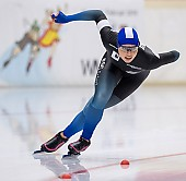 Subject: Victoria Stirnemann; Tags: Victoria Stirnemann, Sport, GER, Germany, Deutschland, Eisschnelllauf, Speed skating, Schaatsen, Daria Kamelkova, Damen, Ladies, Frau, Mesdames, Female, Women, Athlet, Athlete, Sportler, Wettkämpfer, Sportsman; PhotoID: 2018-11-02-0105