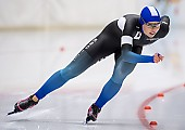 Subject: Victoria Stirnemann; Tags: Victoria Stirnemann, Sport, GER, Germany, Deutschland, Eisschnelllauf, Speed skating, Schaatsen, Daria Kamelkova, Damen, Ladies, Frau, Mesdames, Female, Women, Athlet, Athlete, Sportler, Wettkämpfer, Sportsman; PhotoID: 2018-11-02-0107