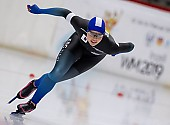 Subject: Victoria Stirnemann; Tags: Victoria Stirnemann, Sport, GER, Germany, Deutschland, Eisschnelllauf, Speed skating, Schaatsen, Daria Kamelkova, Damen, Ladies, Frau, Mesdames, Female, Women, Athlet, Athlete, Sportler, Wettkämpfer, Sportsman; PhotoID: 2018-11-02-0115