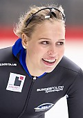 Subject: Victoria Stirnemann; Tags: Victoria Stirnemann, Sport, GER, Germany, Deutschland, Eisschnelllauf, Speed skating, Schaatsen, Daria Kamelkova, Damen, Ladies, Frau, Mesdames, Female, Women, Athlet, Athlete, Sportler, Wettkämpfer, Sportsman; PhotoID: 2018-11-02-0122