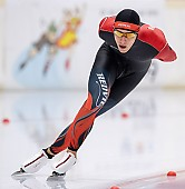 Subject: Clemens Gawer; Tags: Sport, Herren, Men, Gentlemen, Mann, Männer, Gents, Sirs, Mister, GER, Germany, Deutschland, Eisschnelllauf, Speed skating, Schaatsen, Daria Kamelkova, Clemens Gawer, Athlet, Athlete, Sportler, Wettkämpfer, Sportsman; PhotoID: 2018-11-02-0180