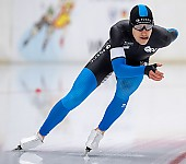 Subject: Fridtjof Petzold; Tags: Sport, Herren, Men, Gentlemen, Mann, Männer, Gents, Sirs, Mister, GER, Germany, Deutschland, Fridtjof Petzold, Eisschnelllauf, Speed skating, Schaatsen, Daria Kamelkova, Athlet, Athlete, Sportler, Wettkämpfer, Sportsman; PhotoID: 2018-11-02-0202