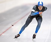 Subject: Felix Maly; Tags: Sport, Herren, Men, Gentlemen, Mann, Männer, Gents, Sirs, Mister, GER, Germany, Deutschland, Felix Maly, Eisschnelllauf, Speed skating, Schaatsen, Daria Kamelkova, Athlet, Athlete, Sportler, Wettkämpfer, Sportsman; PhotoID: 2018-11-02-0237