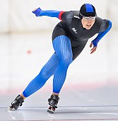 Subject: Nicole Kowalewskij; Tags: Sport, Nicole Kowalewskij, GER, Germany, Deutschland, Eisschnelllauf, Speed skating, Schaatsen, Daria Kamelkova, Damen, Ladies, Frau, Mesdames, Female, Women, Athlet, Athlete, Sportler, Wettkämpfer, Sportsman; PhotoID: 2018-11-03-0008