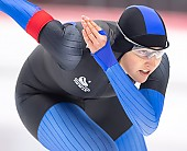 Subject: Nicole Kowalewskij; Tags: Sport, Nicole Kowalewskij, GER, Germany, Deutschland, Eisschnelllauf, Speed skating, Schaatsen, Daria Kamelkova, Damen, Ladies, Frau, Mesdames, Female, Women, Athlet, Athlete, Sportler, Wettkämpfer, Sportsman; PhotoID: 2018-11-03-0009