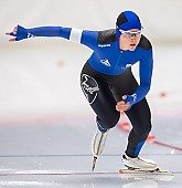 Subject: Josephine Heimerl; Tags: Sport, Josephine Heimerl, GER, Germany, Deutschland, Eisschnelllauf, Speed skating, Schaatsen, Daria Kamelkova, Damen, Ladies, Frau, Mesdames, Female, Women, Athlet, Athlete, Sportler, Wettkämpfer, Sportsman; PhotoID: 2018-11-03-0014