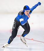 Subject: Josephine Heimerl; Tags: Sport, Josephine Heimerl, GER, Germany, Deutschland, Eisschnelllauf, Speed skating, Schaatsen, Daria Kamelkova, Damen, Ladies, Frau, Mesdames, Female, Women, Athlet, Athlete, Sportler, Wettkämpfer, Sportsman; PhotoID: 2018-11-03-0015