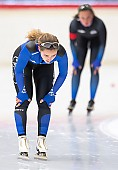 Subject: Josephine Heimerl; Tags: Sport, Josephine Heimerl, GER, Germany, Deutschland, Eisschnelllauf, Speed skating, Schaatsen, Daria Kamelkova, Damen, Ladies, Frau, Mesdames, Female, Women, Athlet, Athlete, Sportler, Wettkämpfer, Sportsman; PhotoID: 2018-11-03-0027