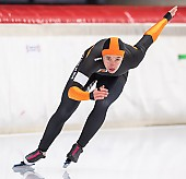 Subject: Katja Franzen; Tags: Sport, Katja Franzen, GER, Germany, Deutschland, Eisschnelllauf, Speed skating, Schaatsen, Daria Kamelkova, Damen, Ladies, Frau, Mesdames, Female, Women, Athlet, Athlete, Sportler, Wettkämpfer, Sportsman; PhotoID: 2018-11-03-0033
