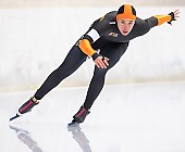 Subject: Katja Franzen; Tags: Sport, Katja Franzen, GER, Germany, Deutschland, Eisschnelllauf, Speed skating, Schaatsen, Daria Kamelkova, Damen, Ladies, Frau, Mesdames, Female, Women, Athlet, Athlete, Sportler, Wettkämpfer, Sportsman; PhotoID: 2018-11-03-0034