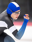 Subject: Victoria Stirnemann; Tags: Victoria Stirnemann, Sport, GER, Germany, Deutschland, Eisschnelllauf, Speed skating, Schaatsen, Daria Kamelkova, Damen, Ladies, Frau, Mesdames, Female, Women, Athlet, Athlete, Sportler, Wettkämpfer, Sportsman; PhotoID: 2018-11-03-0044