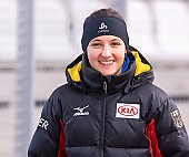 Subject: Nicole Kowalewskij; Tags: Sport, Nicole Kowalewskij, GER, Germany, Deutschland, Eisschnelllauf, Speed skating, Schaatsen, Daria Kamelkova, Damen, Ladies, Frau, Mesdames, Female, Women, Athlet, Athlete, Sportler, Wettkämpfer, Sportsman; PhotoID: 2018-11-03-0080