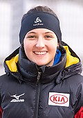 Subject: Nicole Kowalewskij; Tags: Sport, Nicole Kowalewskij, GER, Germany, Deutschland, Eisschnelllauf, Speed skating, Schaatsen, Daria Kamelkova, Damen, Ladies, Frau, Mesdames, Female, Women, Athlet, Athlete, Sportler, Wettkämpfer, Sportsman; PhotoID: 2018-11-03-0081