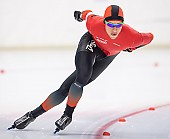 Subject: Michael Roth; Tags: Sport, Michael Roth, Herren, Men, Gentlemen, Mann, Männer, Gents, Sirs, Mister, GER, Germany, Deutschland, Eisschnelllauf, Speed skating, Schaatsen, Daria Kamelkova, Athlet, Athlete, Sportler, Wettkämpfer, Sportsman; PhotoID: 2018-11-03-0176