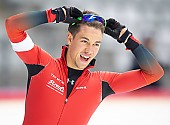 Subject: Michael Roth; Tags: Sport, Michael Roth, Herren, Men, Gentlemen, Mann, Männer, Gents, Sirs, Mister, GER, Germany, Deutschland, Eisschnelllauf, Speed skating, Schaatsen, Daria Kamelkova, Athlet, Athlete, Sportler, Wettkämpfer, Sportsman; PhotoID: 2018-11-03-0178