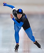 Subject: Nicole Kowalewskij; Tags: Sport, Nicole Kowalewskij, GER, Germany, Deutschland, Eisschnelllauf, Speed skating, Schaatsen, Damen, Ladies, Frau, Mesdames, Female, Women, Athlet, Athlete, Sportler, Wettkämpfer, Sportsman; PhotoID: 2018-11-04-0028