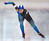 Subject: Victoria Stirnemann; Tags: Victoria Stirnemann, Sport, GER, Germany, Deutschland, Eisschnelllauf, Speed skating, Schaatsen, Daria Kamelkova, Damen, Ladies, Frau, Mesdames, Female, Women, Athlet, Athlete, Sportler, Wettkämpfer, Sportsman; PhotoID: 2018-11-04-0036