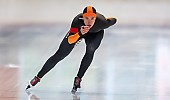 Subject: Katja Franzen; Tags: Sport, Katja Franzen, GER, Germany, Deutschland, Eisschnelllauf, Speed skating, Schaatsen, Damen, Ladies, Frau, Mesdames, Female, Women, Athlet, Athlete, Sportler, Wettkämpfer, Sportsman; PhotoID: 2018-11-04-0041