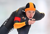 Subject: Katja Franzen; Tags: Sport, Katja Franzen, GER, Germany, Deutschland, Eisschnelllauf, Speed skating, Schaatsen, Damen, Ladies, Frau, Mesdames, Female, Women, Athlet, Athlete, Sportler, Wettkämpfer, Sportsman; PhotoID: 2018-11-04-0043