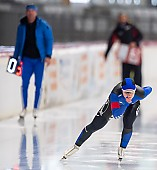 Subject: Josephine Heimerl; Tags: Sport, Josephine Heimerl, GER, Germany, Deutschland, Eisschnelllauf, Speed skating, Schaatsen, Damen, Ladies, Frau, Mesdames, Female, Women, Athlet, Athlete, Sportler, Wettkämpfer, Sportsman; PhotoID: 2018-11-04-0057