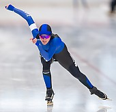 Subject: Anna Ostlender; Tags: Sport, GER, Germany, Deutschland, Eisschnelllauf, Speed skating, Schaatsen, Damen, Ladies, Frau, Mesdames, Female, Women, Athlet, Athlete, Sportler, Wettkämpfer, Sportsman, Anna Ostlender; PhotoID: 2018-11-04-0063