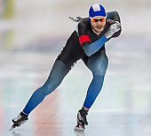 Subject: Pedro Beckert; Tags: Sport, Pedro Beckert, Herren, Men, Gentlemen, Mann, Männer, Gents, Sirs, Mister, GER, Germany, Deutschland, Eisschnelllauf, Speed skating, Schaatsen, Daria Kamelkova, Athlet, Athlete, Sportler, Wettkämpfer, Sportsman; PhotoID: 2018-11-04-0108