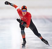 Subject: Michael Roth; Tags: Sport, Michael Roth, Herren, Men, Gentlemen, Mann, Männer, Gents, Sirs, Mister, GER, Germany, Deutschland, Eisschnelllauf, Speed skating, Schaatsen, Daria Kamelkova, Athlet, Athlete, Sportler, Wettkämpfer, Sportsman; PhotoID: 2018-11-04-0132