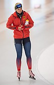 Motiv: Bente Pflug; Tags: Sport, GER, Germany, Deutschland, Eisschnelllauf, Speed skating, Schaatsen, Daria Kamelkova, Damen, Ladies, Frau, Mesdames, Female, Women, Bente Pflug, Athlet, Athlete, Sportler, Wettkämpfer, Sportsman; PhotoID: 2018-11-04-0214