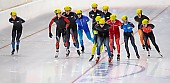Tags: Sport, Mass Start, Eisschnelllauf, Speed skating, Schaatsen, Detail, Daria Kamelkova; PhotoID: 2018-11-04-0297