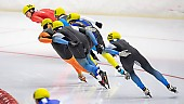 Tags: Sport, Mass Start, Eisschnelllauf, Speed skating, Schaatsen, Detail; PhotoID: 2018-11-04-0301