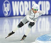 Subject: Claudia Pechstein; Tags: Sport, Mass Start, GER, Germany, Deutschland, Eisschnelllauf, Speed skating, Schaatsen, Detail, Daria Kamelkova, Damen, Ladies, Frau, Mesdames, Female, Women, Claudia Pechstein, Athlet, Athlete, Sportler, Wettkämpfer, Sportsman; PhotoID: 2018-12-14-0098