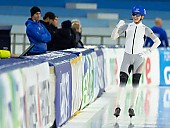 Subject: Felix Maly; Tags: Sport, Mass Start, Herren, Men, Gentlemen, Mann, Männer, Gents, Sirs, Mister, GER, Germany, Deutschland, Felix Maly, Detail, Daria Kamelkova, Athlet, Athlete, Sportler, Wettkämpfer, Sportsman, Eisschnelllauf, Speed skating, Schaatsen; PhotoID: 2018-12-14-0551