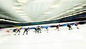 Tags: Sport, Mass Start, Feature, Feature, Eisschnelllauf, Speed skating, Schaatsen, Daria Kamelkova, Detail; PhotoID: 2018-12-14-0729
