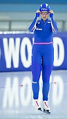 Subject: Francesca Bettrone; Tags: Sport, ITA, Italy, Italien, Francesca Bettrone, Eisschnelllauf, Speed skating, Schaatsen, Daria Kamelkova, Damen, Ladies, Frau, Mesdames, Female, Women, Athlet, Athlete, Sportler, Wettkämpfer, Sportsman; PhotoID: 2018-12-15-0012