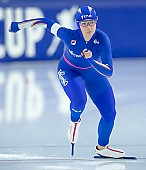 Subject: Francesca Bettrone; Tags: Sport, ITA, Italy, Italien, Francesca Bettrone, Eisschnelllauf, Speed skating, Schaatsen, Daria Kamelkova, Damen, Ladies, Frau, Mesdames, Female, Women, Athlet, Athlete, Sportler, Wettkämpfer, Sportsman; PhotoID: 2018-12-15-0016
