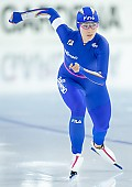 Subject: Francesca Bettrone; Tags: Sport, ITA, Italy, Italien, Francesca Bettrone, Eisschnelllauf, Speed skating, Schaatsen, Daria Kamelkova, Damen, Ladies, Frau, Mesdames, Female, Women, Athlet, Athlete, Sportler, Wettkämpfer, Sportsman; PhotoID: 2018-12-15-0019
