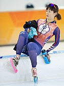 Subject: Yu-Ting Huang; Tags: Yu-Ting Huang, TPE, Sport, Eisschnelllauf, Speed skating, Schaatsen, Daria Kamelkova, Damen, Ladies, Frau, Mesdames, Female, Women, Athlet, Athlete, Sportler, Wettkämpfer, Sportsman; PhotoID: 2018-12-15-0091