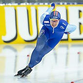 Subject: Simen Spieler Nilsen; Tags: Herren, Men, Gentlemen, Mann, Männer, Gents, Sirs, Mister, Eisschnelllauf, Speed skating, Schaatsen, Daria Kamelkova, Athlet, Athlete, Sportler, Wettkämpfer, Sportsman, Sport, Simen Spieler Nilsen, NOR, Norway, Norwegen; PhotoID: 2018-12-15-0246