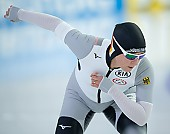 Subject: Claudia Pechstein; Tags: Sport, GER, Germany, Deutschland, Eisschnelllauf, Speed skating, Schaatsen, Daria Kamelkova, Damen, Ladies, Frau, Mesdames, Female, Women, Claudia Pechstein, Athlet, Athlete, Sportler, Wettkämpfer, Sportsman; PhotoID: 2018-12-15-0253