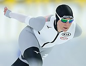 Subject: Claudia Pechstein; Tags: Athlet, Athlete, Sportler, Wettkämpfer, Sportsman, Sport, GER, Germany, Deutschland, Eisschnelllauf, Speed skating, Schaatsen, Daria Kamelkova, Damen, Ladies, Frau, Mesdames, Female, Women, Claudia Pechstein; PhotoID: 2018-12-15-0258