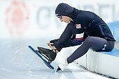 Subject: Kimi Goetz; Tags: USA, United States, Vereinigte Staaten von Amerika, Sport, Eisschnelllauf, Speed skating, Schaatsen, Daria Kamelkova, Damen, Ladies, Frau, Mesdames, Female, Women, Athlet, Athlete, Sportler, Wettkämpfer, Sportsman, Kimi Goetz; PhotoID: 2018-12-15-0264