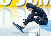 Subject: Kimi Goetz; Tags: USA, United States, Vereinigte Staaten von Amerika, Sport, Kimi Goetz, Eisschnelllauf, Speed skating, Schaatsen, Daria Kamelkova, Damen, Ladies, Frau, Mesdames, Female, Women, Athlet, Athlete, Sportler, Wettkämpfer, Sportsman; PhotoID: 2018-12-15-0265