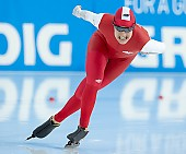 Subject: Magdalena Czyszczoń; Tags: Sport, POL, Poland, Polen, Magdalena Czyszczoń, Eisschnelllauf, Speed skating, Schaatsen, Daria Kamelkova, Damen, Ladies, Frau, Mesdames, Female, Women, Athlet, Athlete, Sportler, Wettkämpfer, Sportsman; PhotoID: 2018-12-15-0272