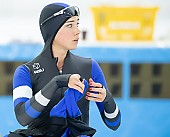 Subject: Saskia Alusalu; Tags: Sport, Saskia Alusalu, Eisschnelllauf, Speed skating, Schaatsen, EST, Estonia, Estland, Daria Kamelkova, Damen, Ladies, Frau, Mesdames, Female, Women, Athlet, Athlete, Sportler, Wettkämpfer, Sportsman; PhotoID: 2018-12-15-0288