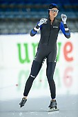 Subject: Saskia Alusalu; Tags: Sport, Saskia Alusalu, Eisschnelllauf, Speed skating, Schaatsen, EST, Estonia, Estland, Daria Kamelkova, Damen, Ladies, Frau, Mesdames, Female, Women, Athlet, Athlete, Sportler, Wettkämpfer, Sportsman; PhotoID: 2018-12-15-0294