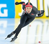 Subject: Mei Han; Tags: Daria Kamelkova, Damen, Ladies, Frau, Mesdames, Female, Women, CHN, China, Volksrepublik China, Athlet, Athlete, Sportler, Wettkämpfer, Sportsman, Sport, Mei Han, Eisschnelllauf, Speed skating, Schaatsen; PhotoID: 2018-12-15-0335