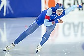 Subject: Hege Bøkko; Tags: Sport, Hege Bøkko, Eisschnelllauf, Speed skating, Schaatsen, Daria Kamelkova, Damen, Ladies, Frau, Mesdames, Female, Women, Athlet, Athlete, Sportler, Wettkämpfer, Sportsman, NOR, Norway, Norwegen; PhotoID: 2018-12-15-0520